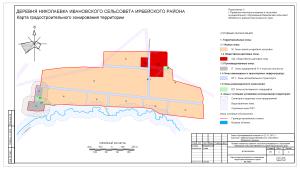 3 Карта градостроительного зонирования д.Николаевка